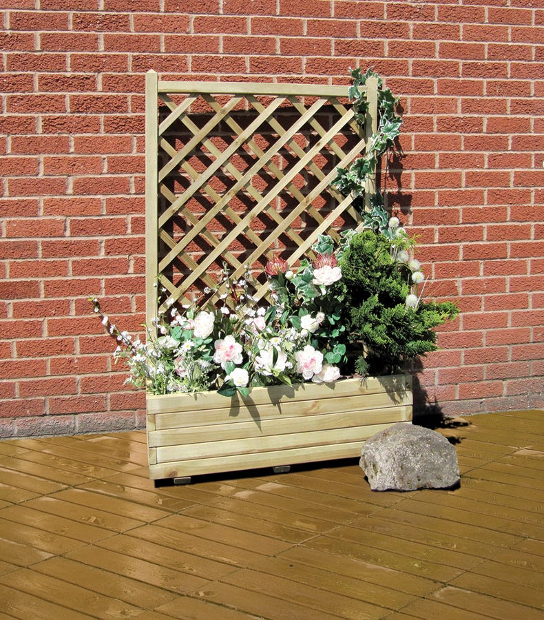 Compare prices for Grange Fencing Rosa Planter