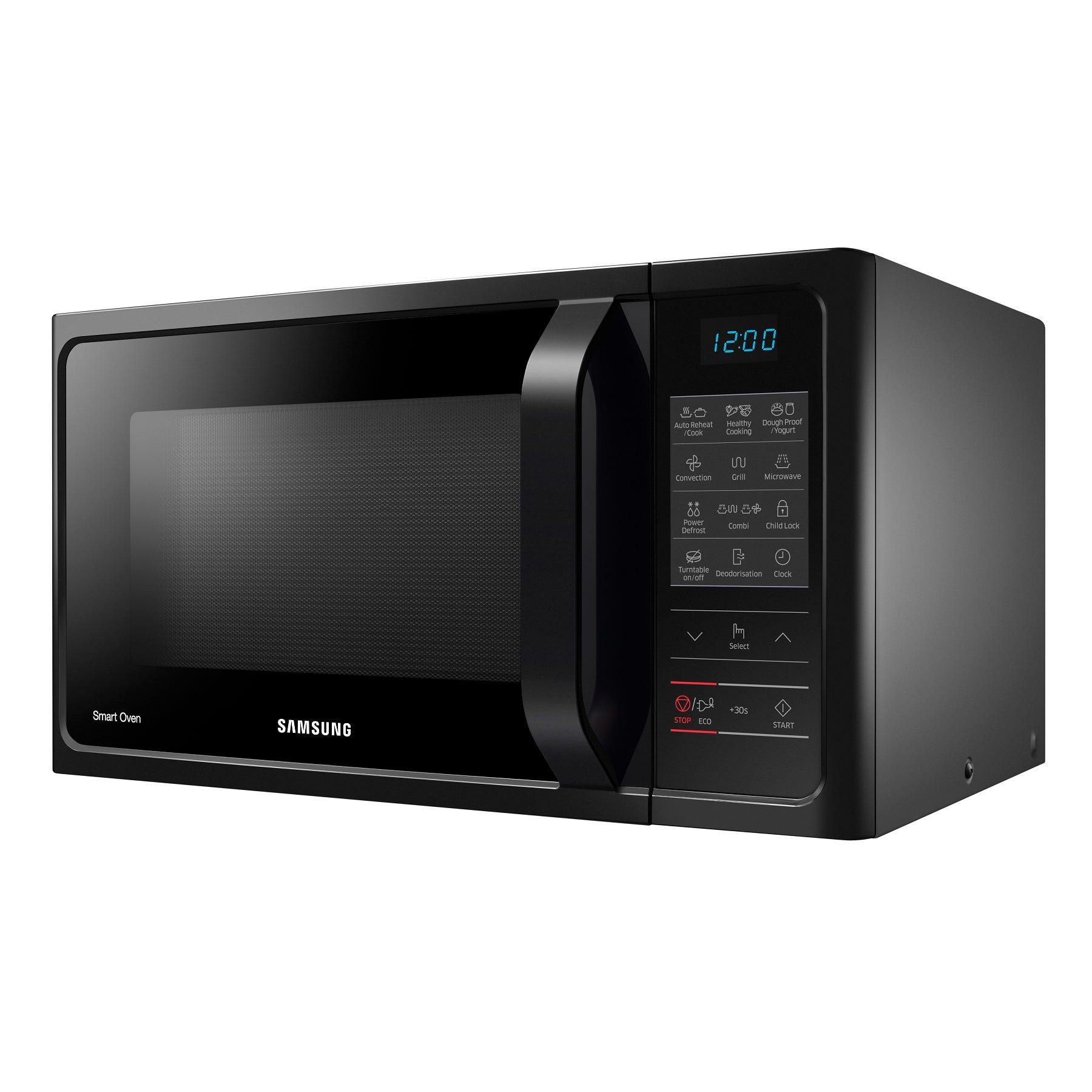 Samsung Combi 28L Microwave Black