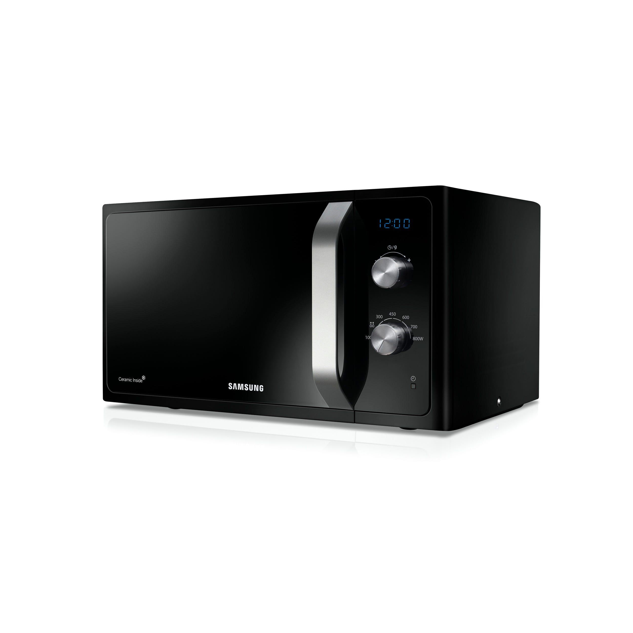 Samsung Solo 23L Microwave Black