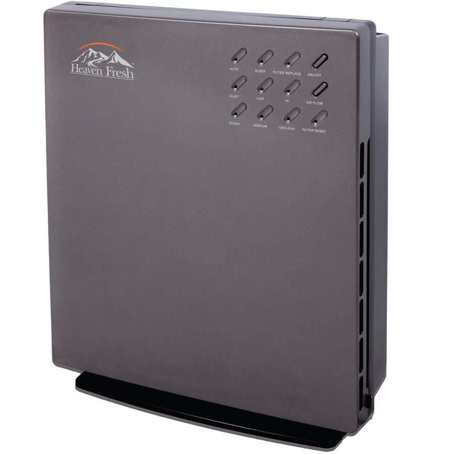 Image of Heaven Fresh NaturoPure HF 310A Multi-Technology Hepa Air Purifier with CADR ratings 165 cfm