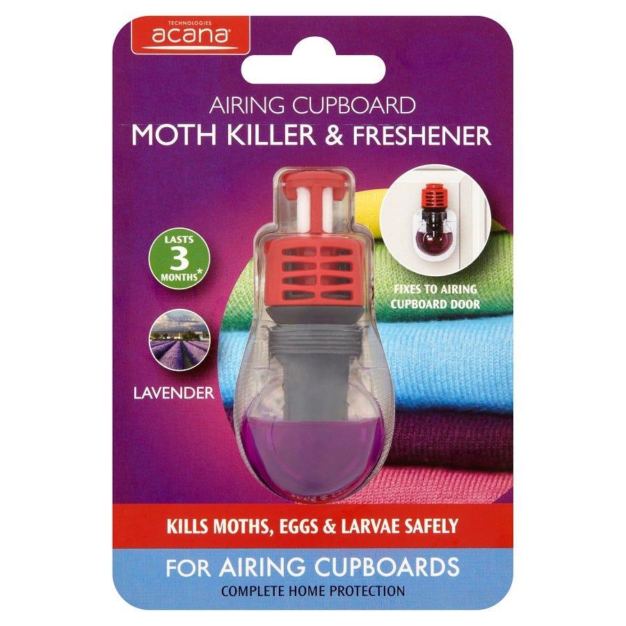 Image of Acana Airing Cupboard Moth Killer & Freshener