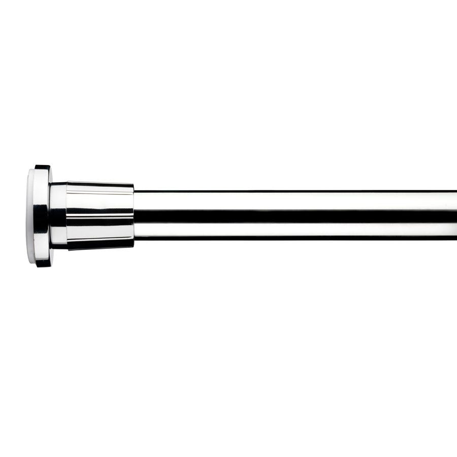 Compare prices for Croydex Extendable Shower Curtain Pole - Chrome