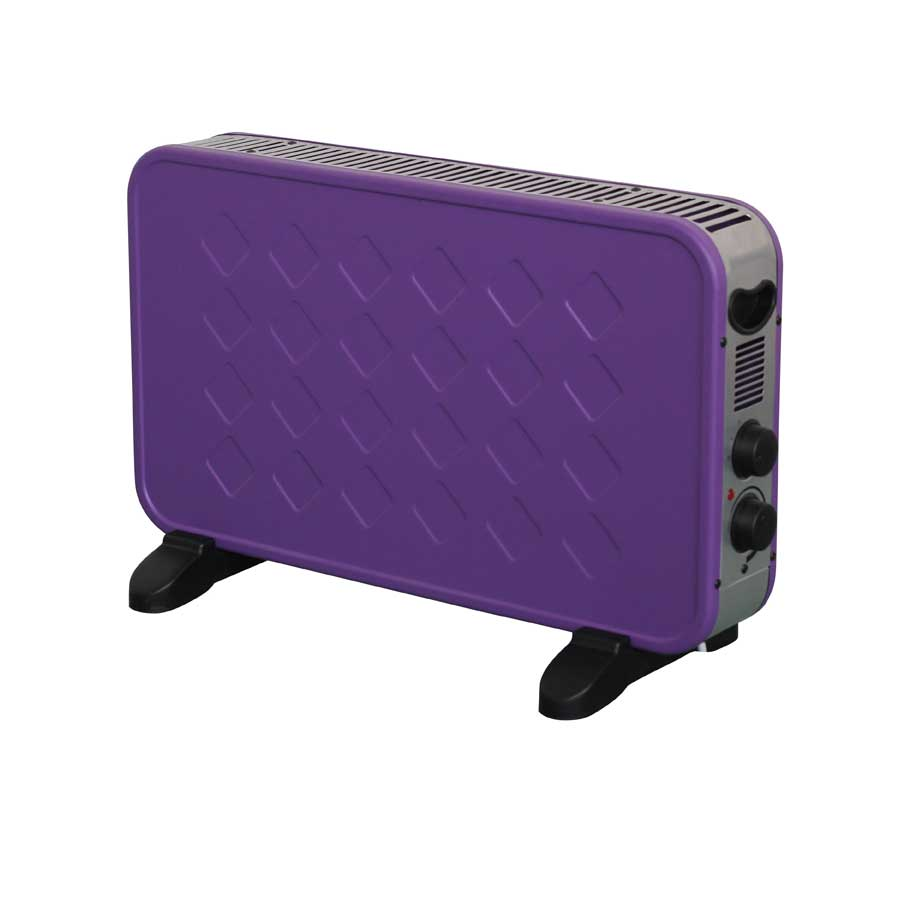 Image of Connect-It 2000W Convector Heater – Purple