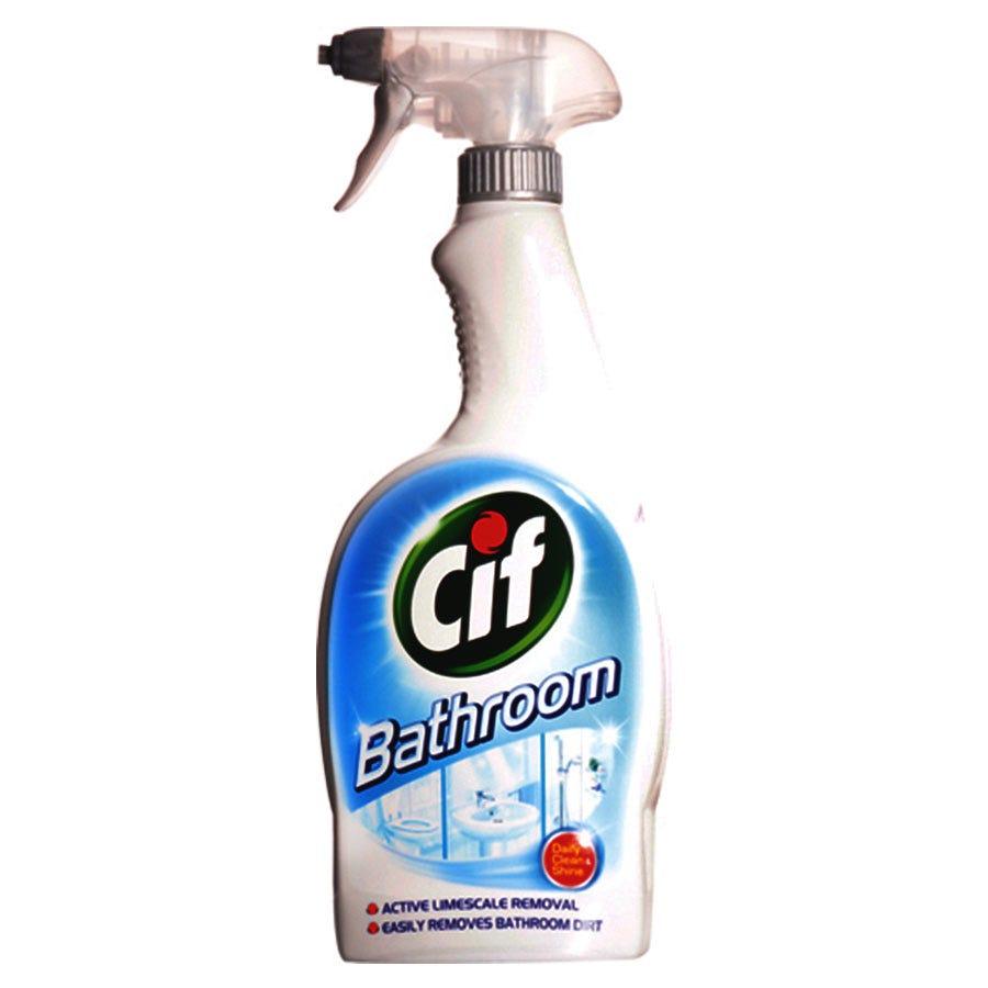Image of Cif Bathroom Spray 700ml