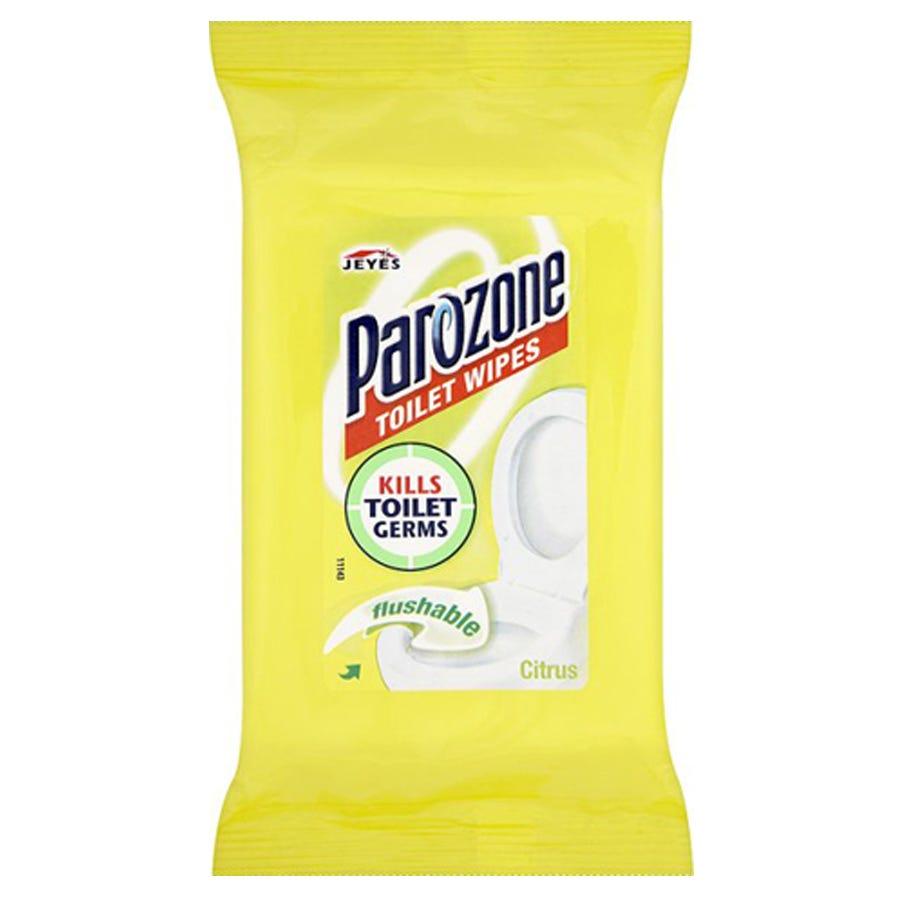 Image of Parozone Toilet Wipes – Citrus