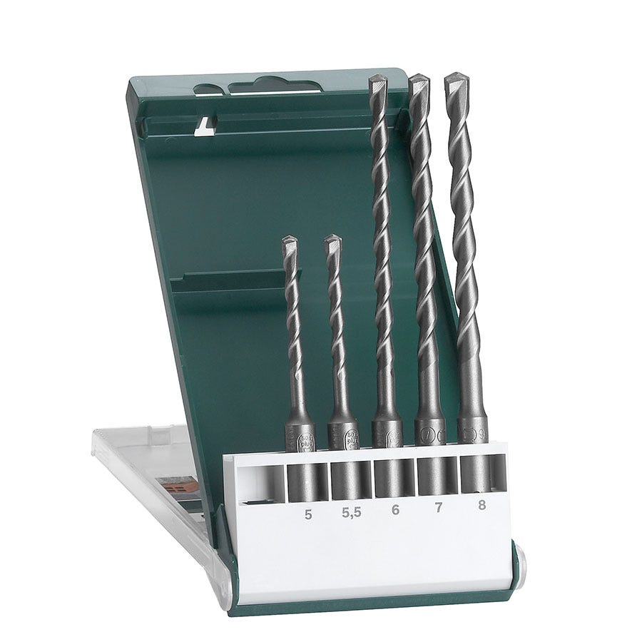 Compare retail prices of Bosch 5 Piece Sds-plus Drill Bit Set to get the best deal online