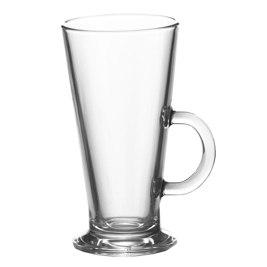 Image of Ravenhead Entertain Latte Glass Mugs – Set of 2
