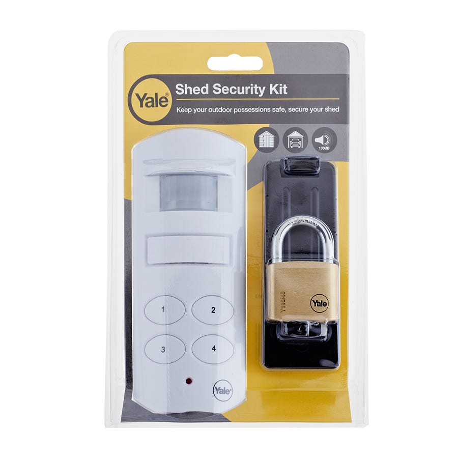 Compare retail prices of Yale Shed Security Kit to get the best deal online