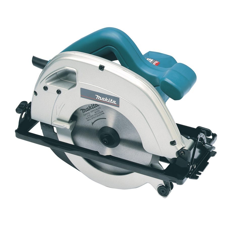 """Image of Makita 5704RK/2 7""""/190mm Circular Saw 240V with Heavy Duty Carry Case"""