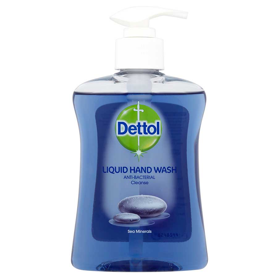 Image of Dettol Cleanse Hand Wash