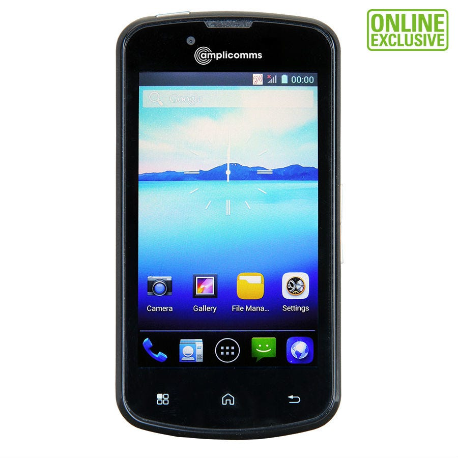Compare prices for Amplicomms Easy-Use Smartphone M9000