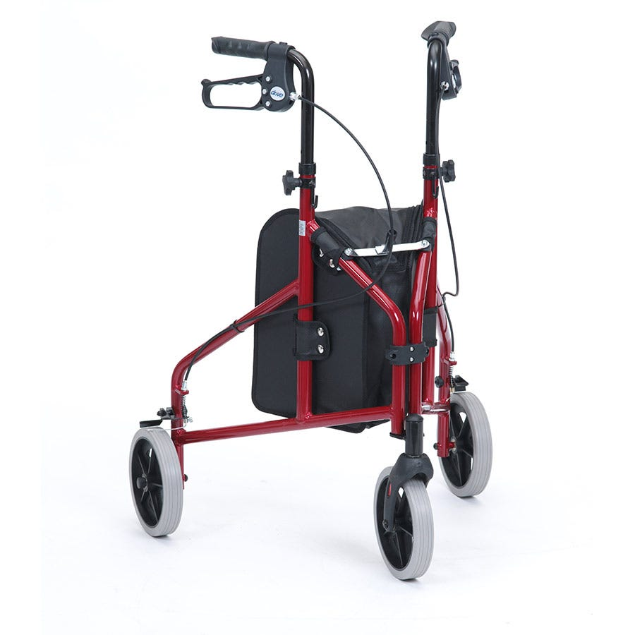 Compare prices for Drive AluminiumTri Walker with Bag