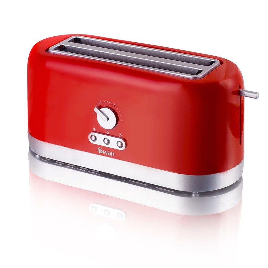 Kitchen artisan giant slot 2 slice toaster by kalorik - Artisan toaster slice ...