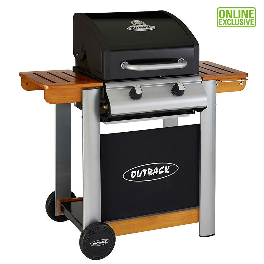 Image of Outback Spectrum 2-Burner Gas Barbecue
