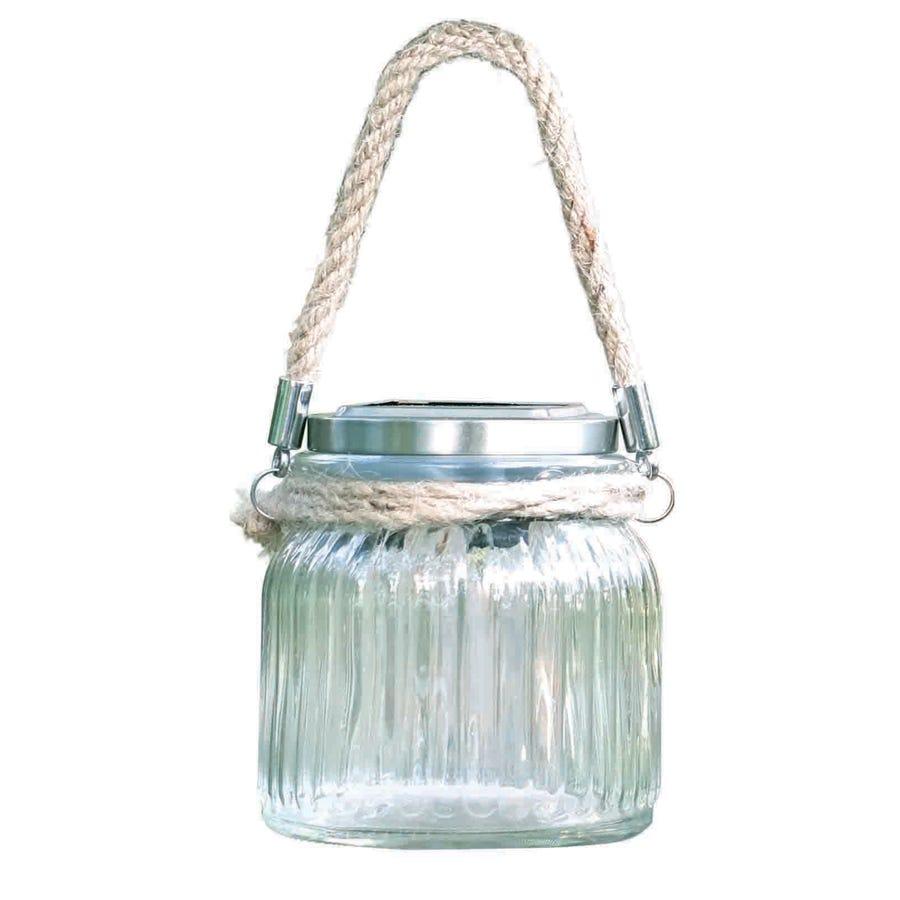 Image of Smart Solar Cornish Jar Lantern