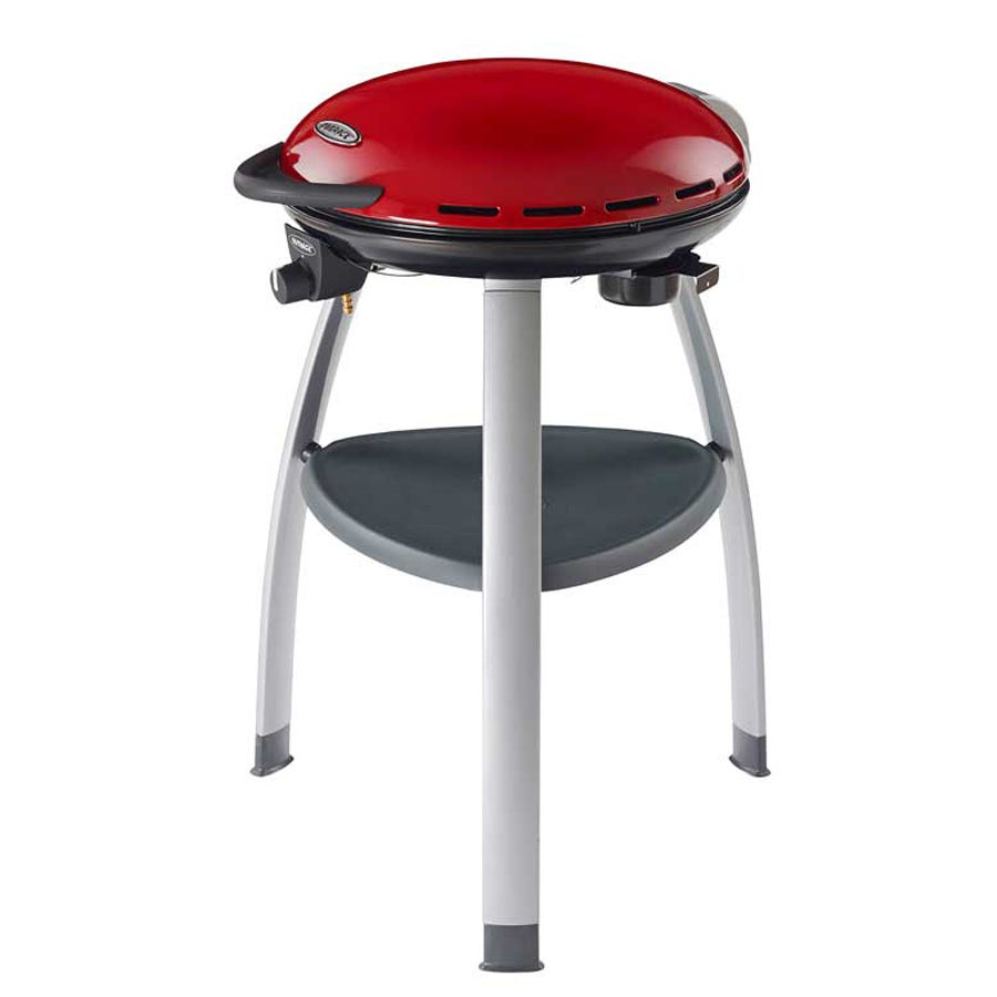 Image of Outback Trekker Gas Barbecue - Red