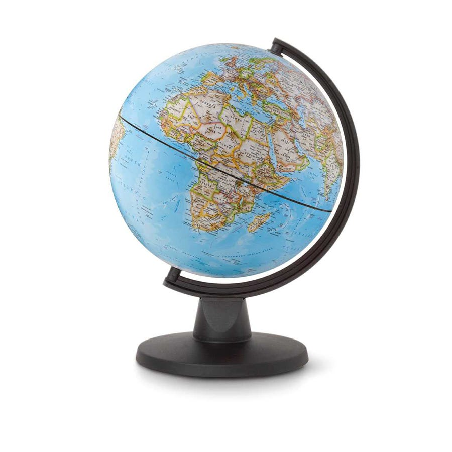 Cheapest price of 16cm National Geographic Classic Mini Globe in used is £17.99