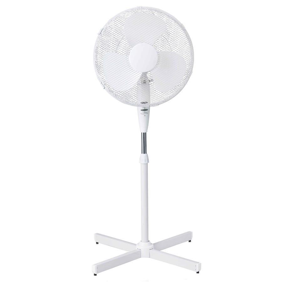 "Image of Robert Dyas 16"" Everyday Pedestal Fan"