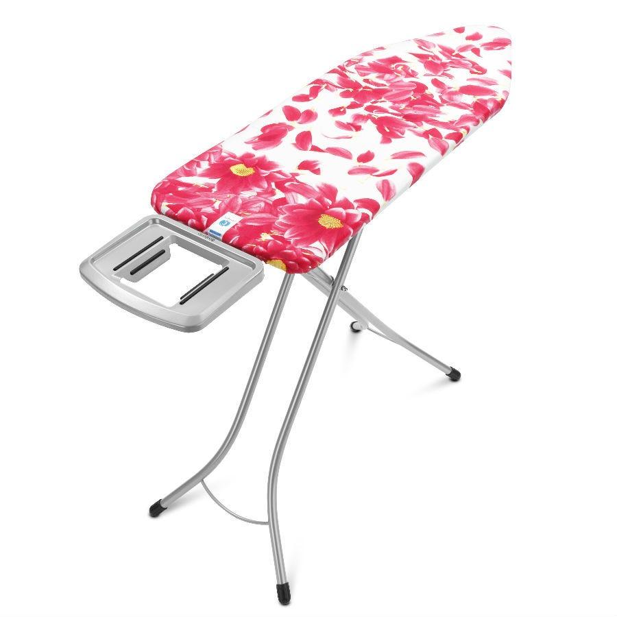 Image of Brabantia Ironing Board - Pink Santini/Grey