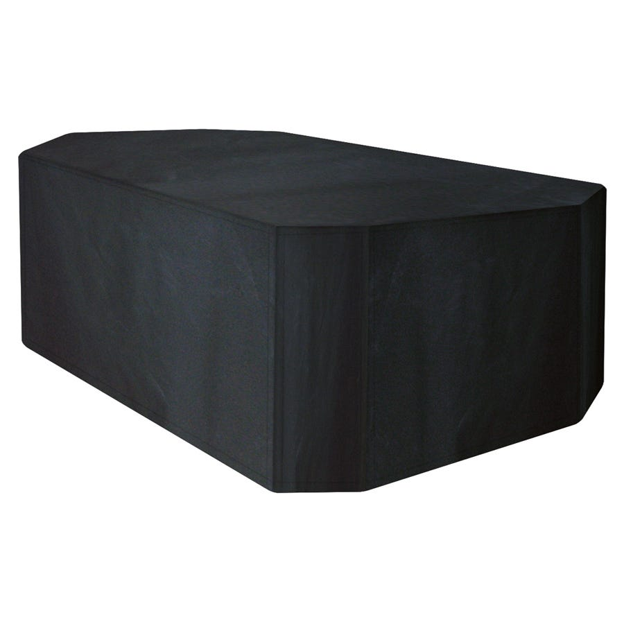 Compare prices for Garland 6 Seater Oval Furniture Set Cover