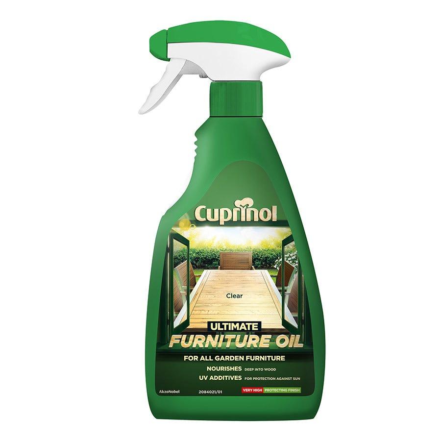 Compare prices for Cuprinol Ultimate Furniture Oil Spray 500ml