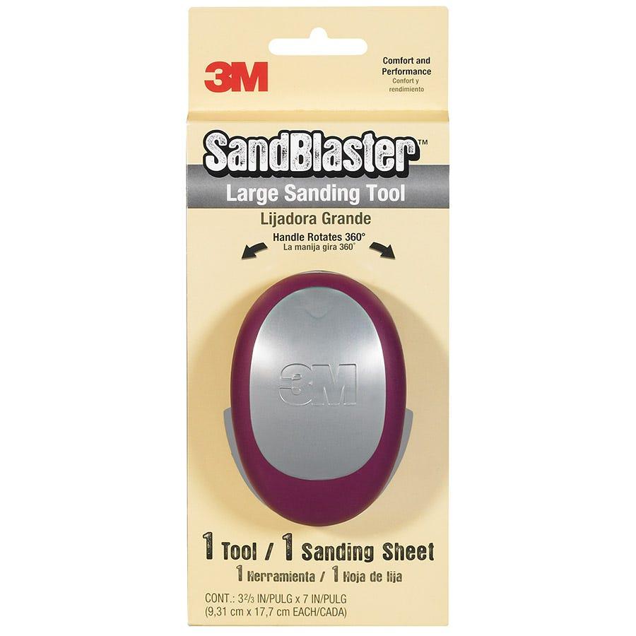3M Sandblaster Large Sanding Tool