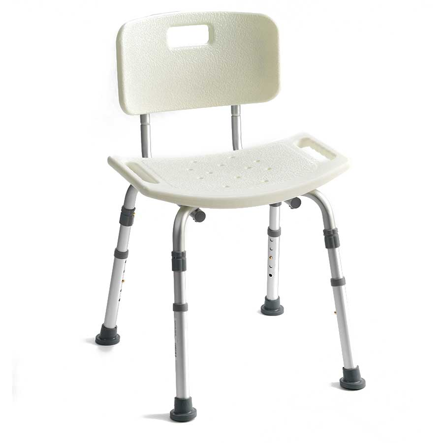 Compare prices for Drive Shower Stool With Back Rest
