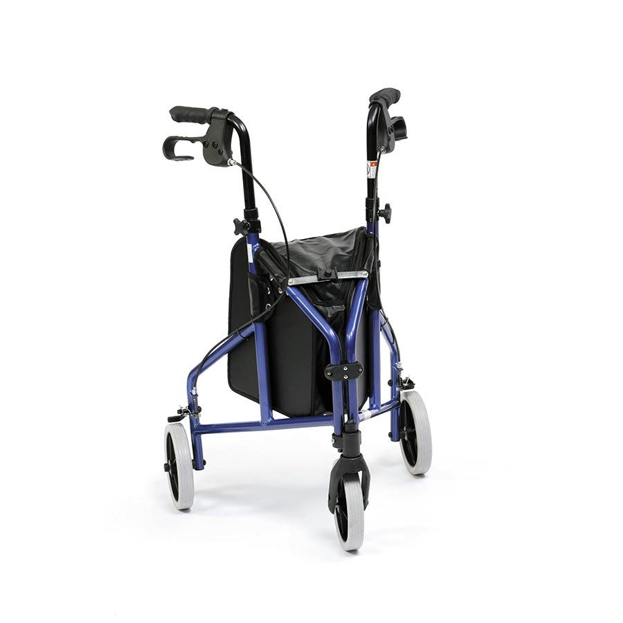 Compare prices for Drive Aluminium Tri Walker with Vinyl Bag