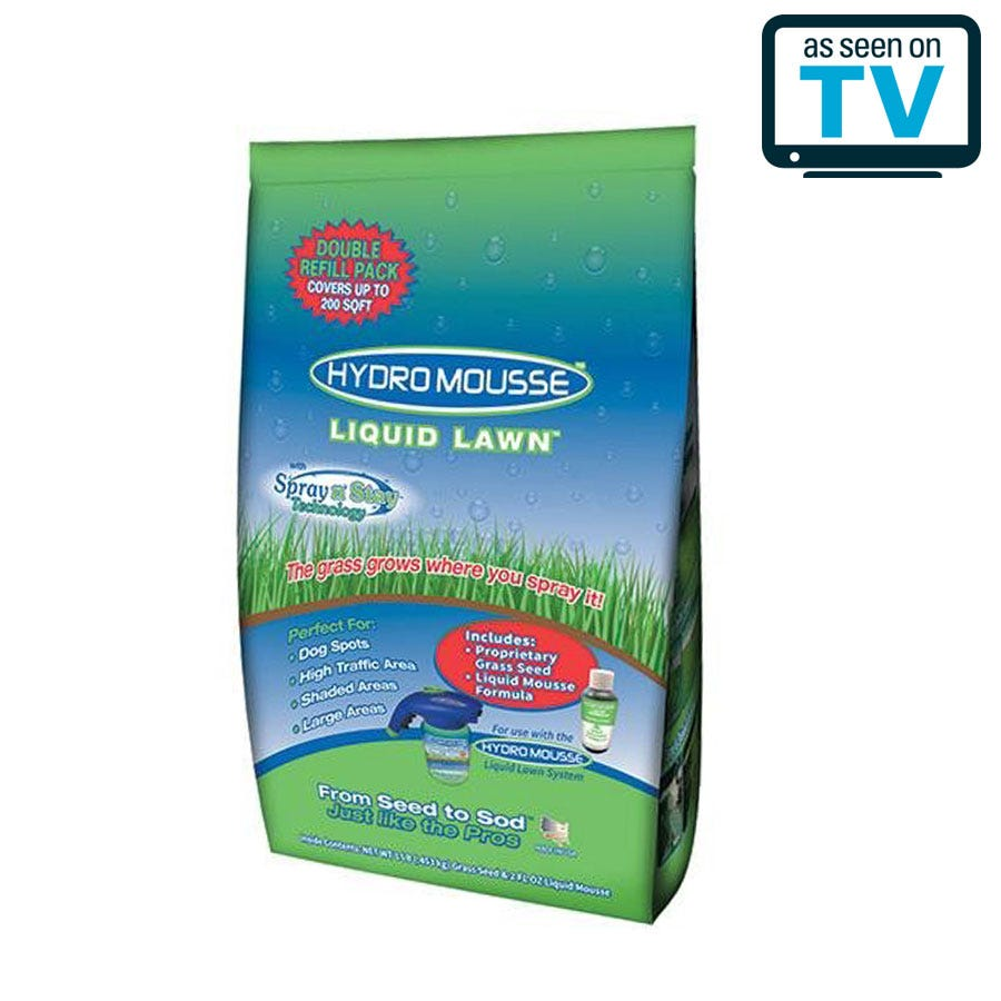 Image of Hydro Mousse Liquid Lawn Refill