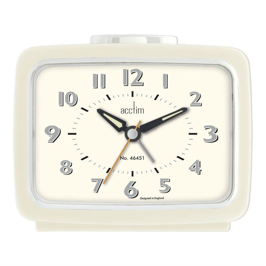 Acctim Sofia Bell Alarm Clock