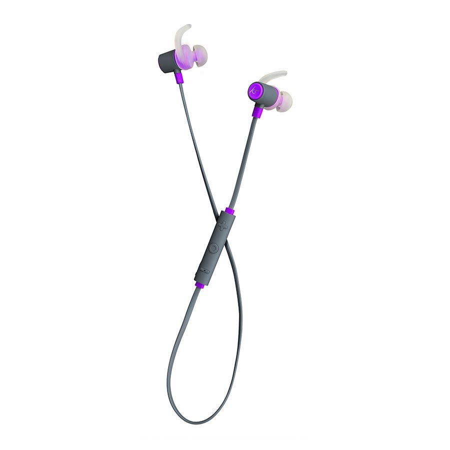 Compare prices for Kitsound Outrun Bluetooth Earbuds - Purple
