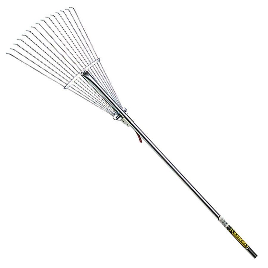 Draper Landscaping Rake : Draper adjustable lawn rake