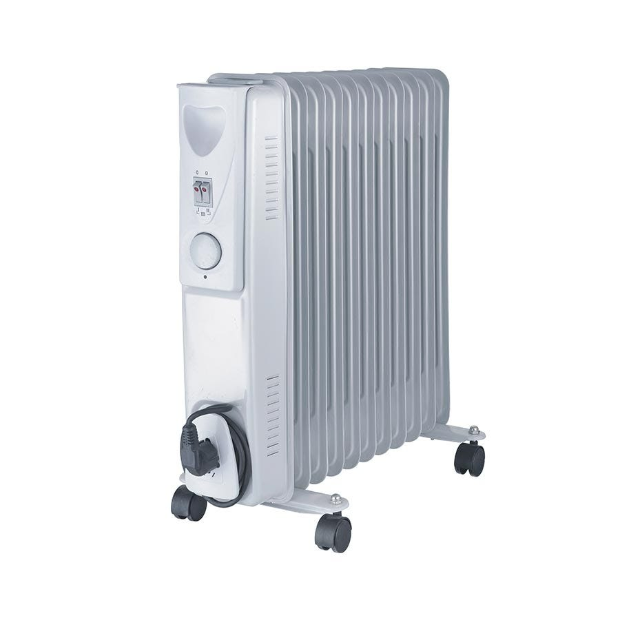 Fine Elements 2500W Oil-Filled Radiator