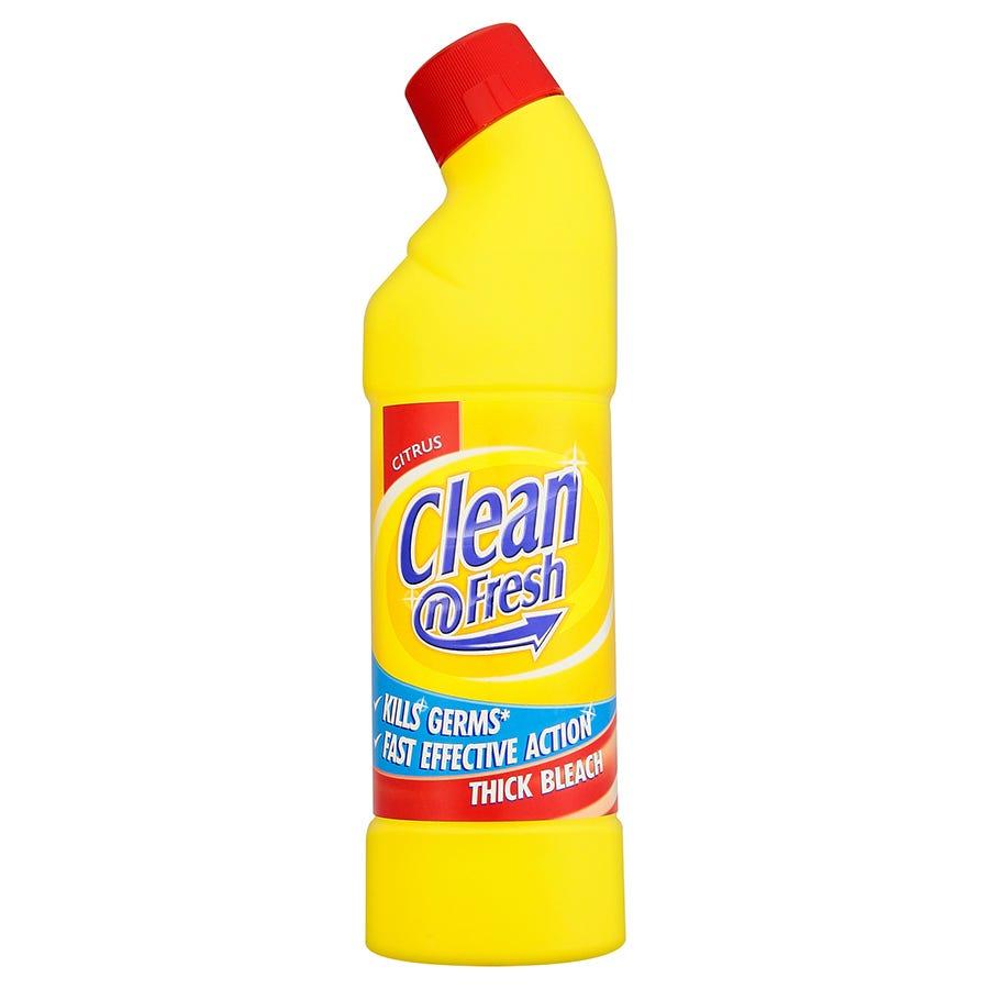 Image of Clean 'n' Fresh Citrus Thick Bleach – 750ml