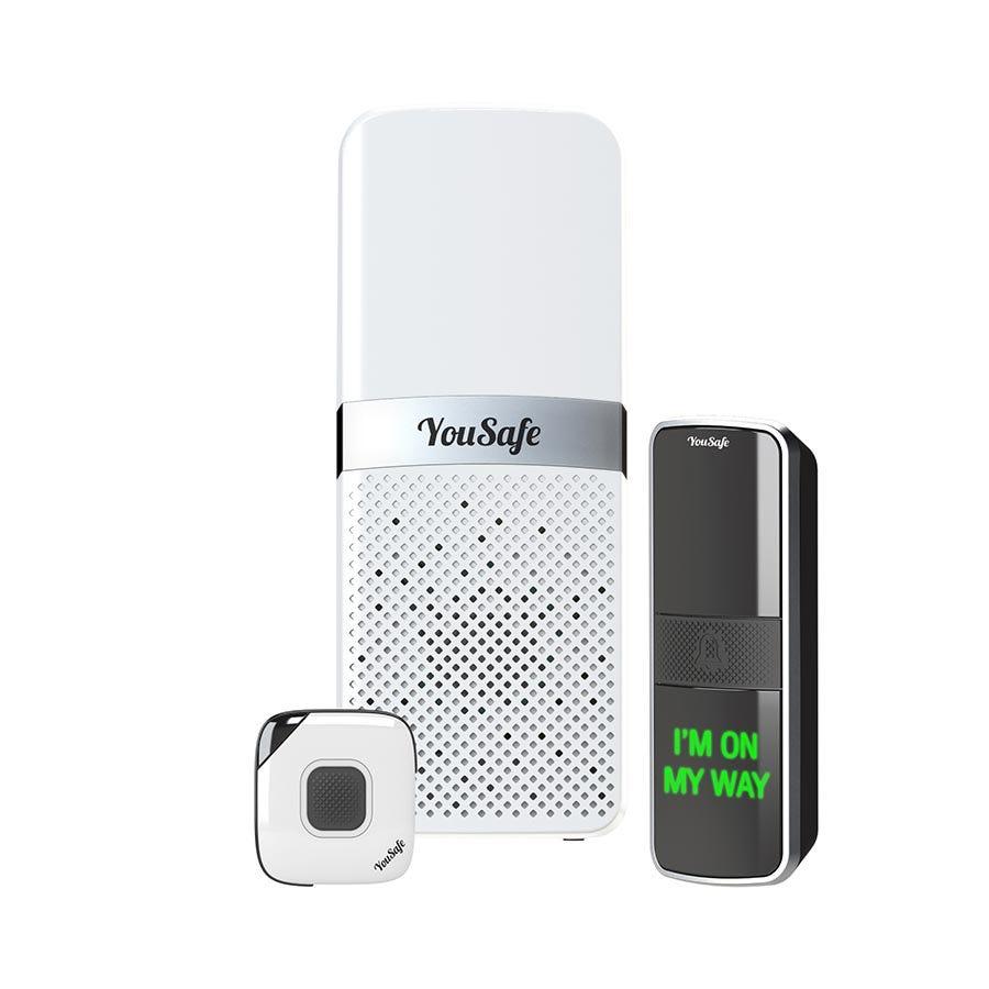 Compare prices for CallerAlert YouSafe Caller Alert Doorbell Set