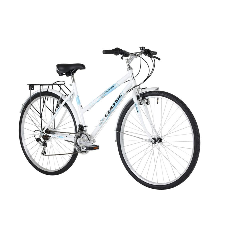 Compare prices for Classic Touriste 22 Inch Womens Hybrid and Commuting Bike