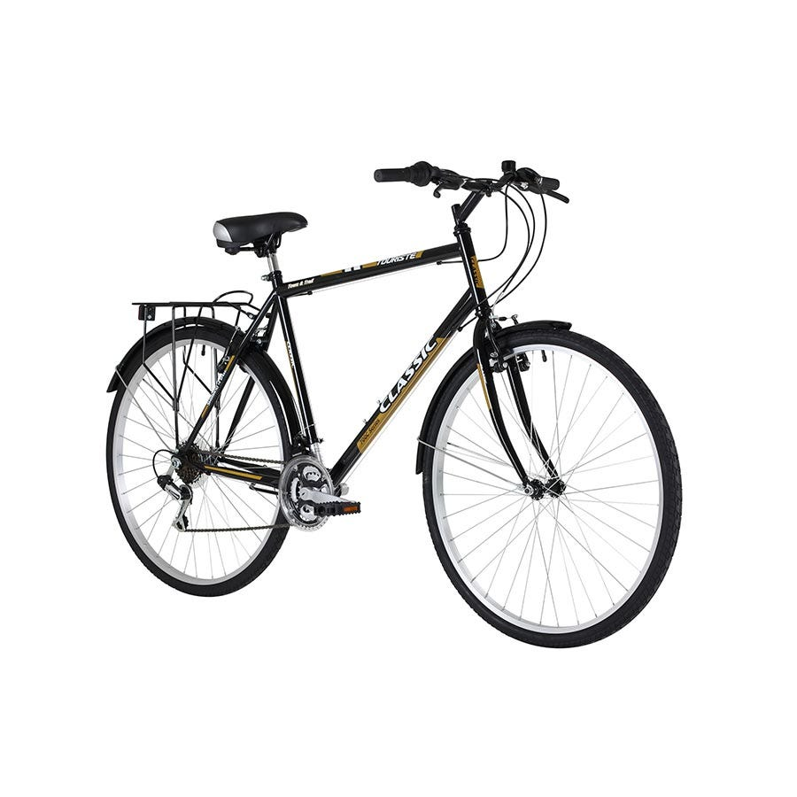 Compare cheap offers & prices of Classic Touriste 22 Inch Mens Hybrid and Commuting Bike manufactured by Classic