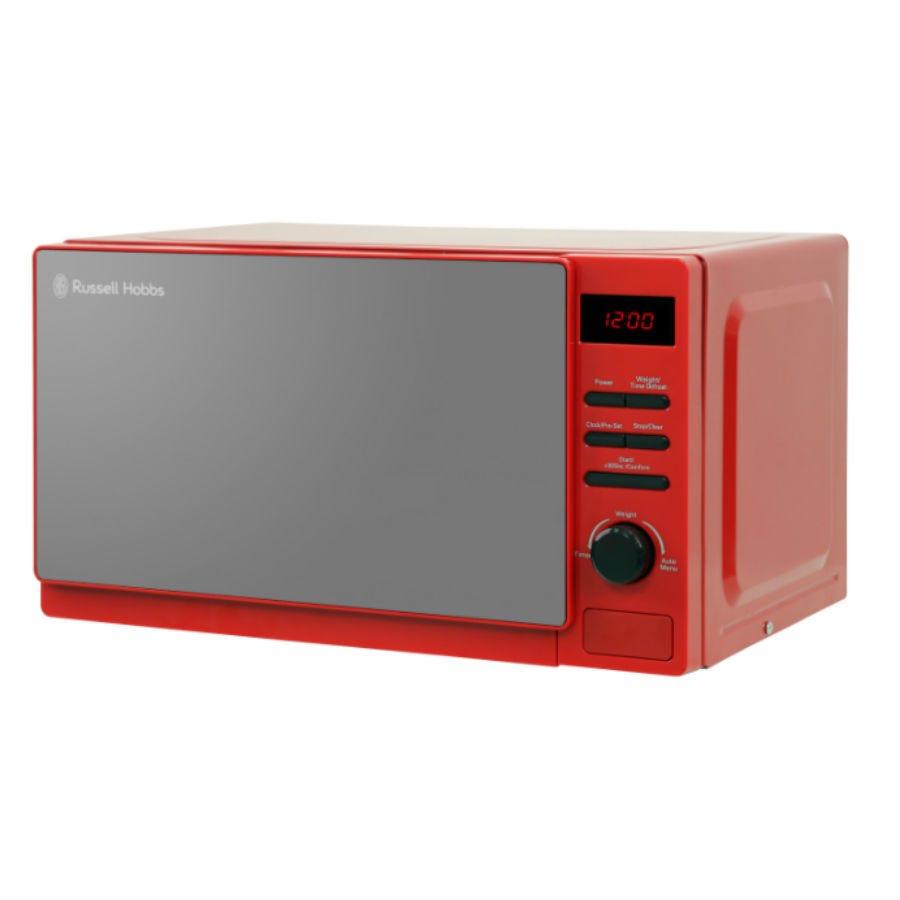 Russell Hobbs RHM2079RSO Rosso 20L Digital Microwave