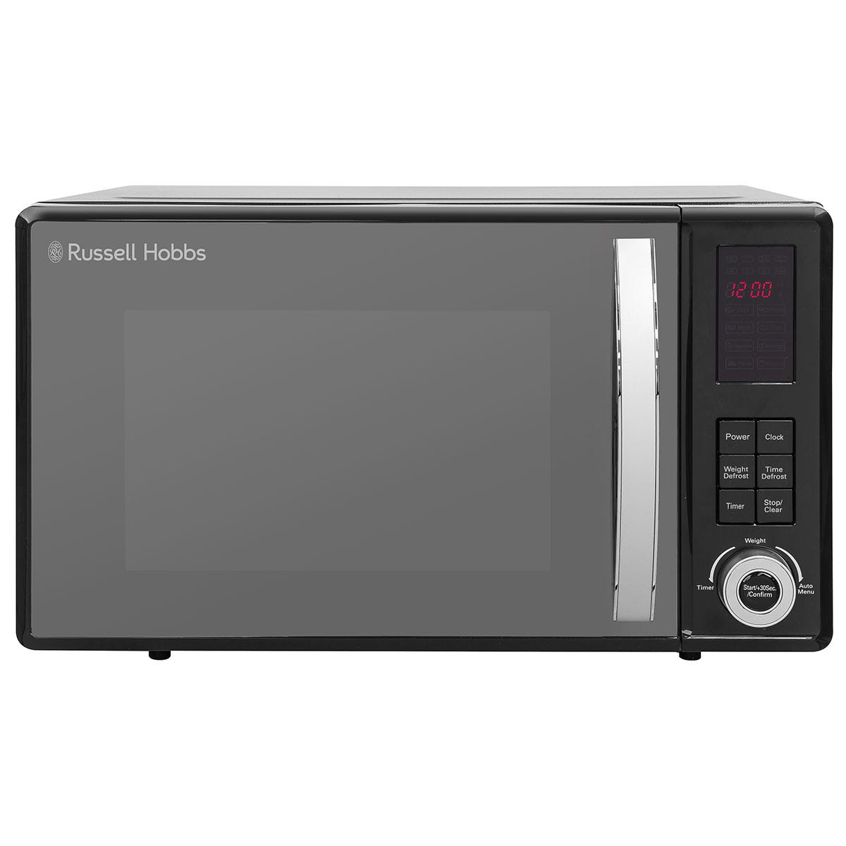 Russell Hobbs RHM2362B-G 800W 23L Digital Microwave - Black