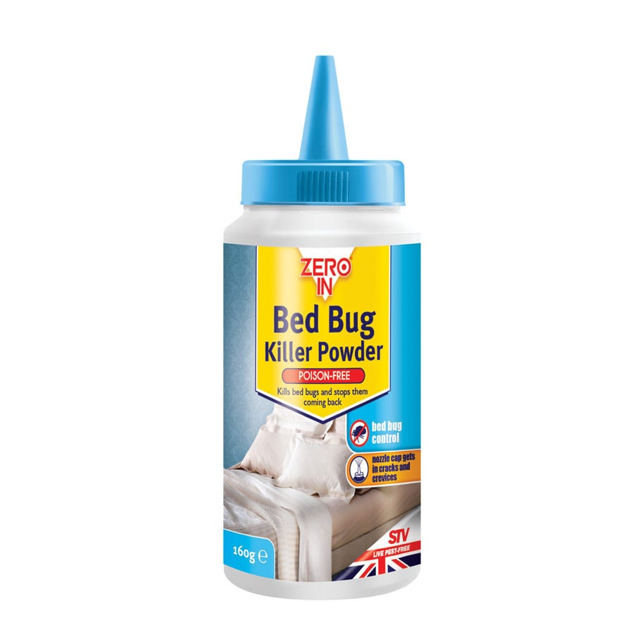 Baby Powder Against Bed Bugs