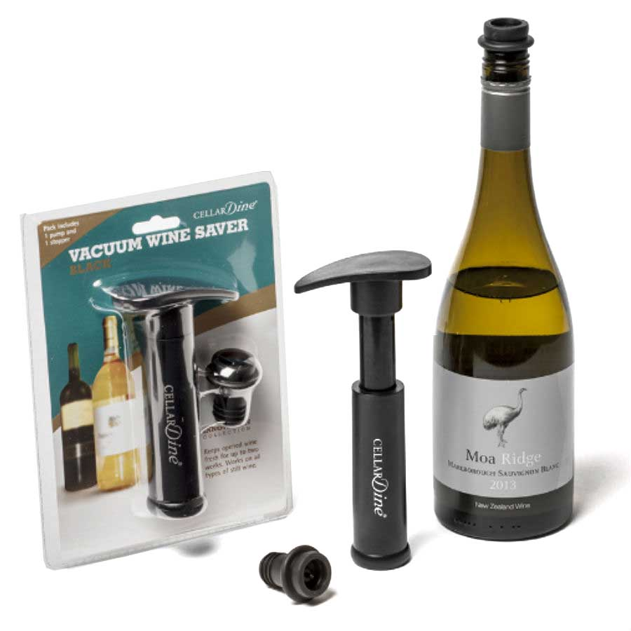 Image of Cellardine Vacuum Wine Saver