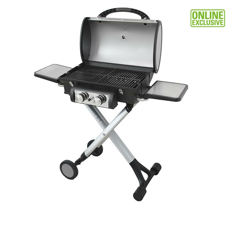 Image of Flame Master Portable Gas Barbecue