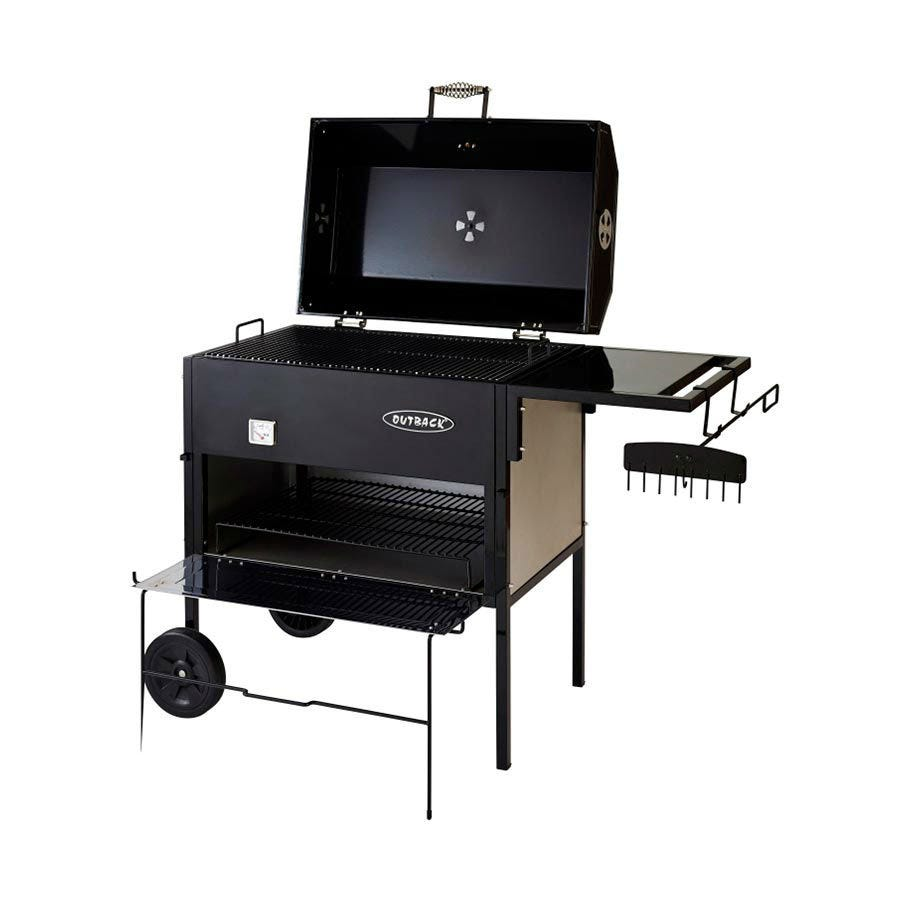 Image of Outback Oven Grill Charcoal BBQ