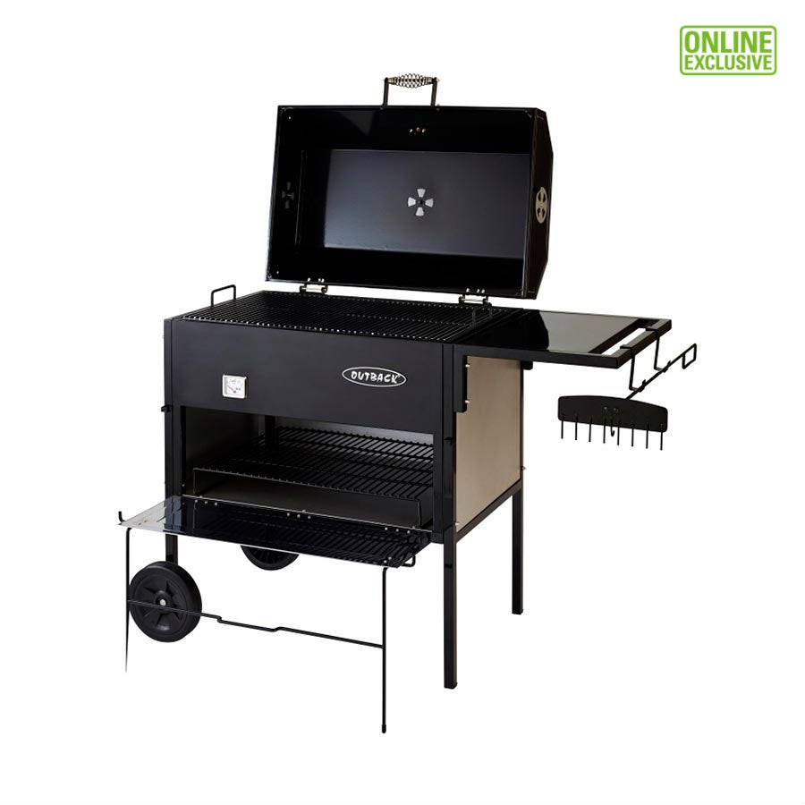 Image of Outback OUT370545 Oven Grill Charcoal Barbecue