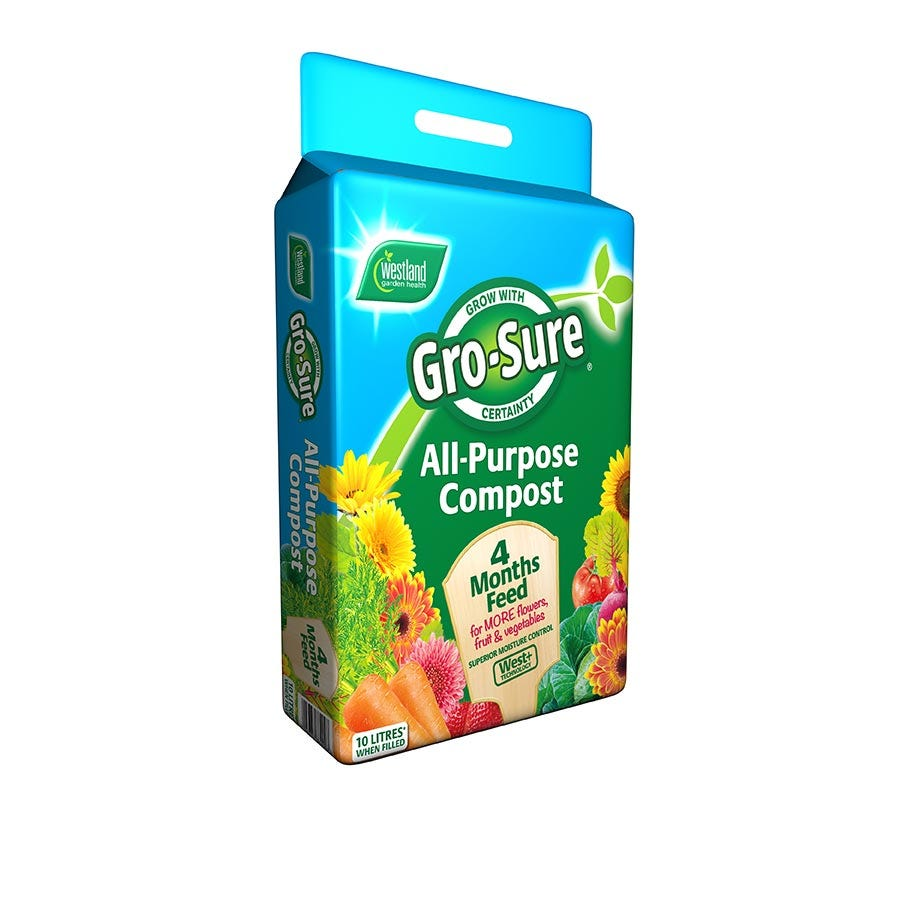 Gro sure all purpose compost - Best compost for flower pots solutions within reach ...