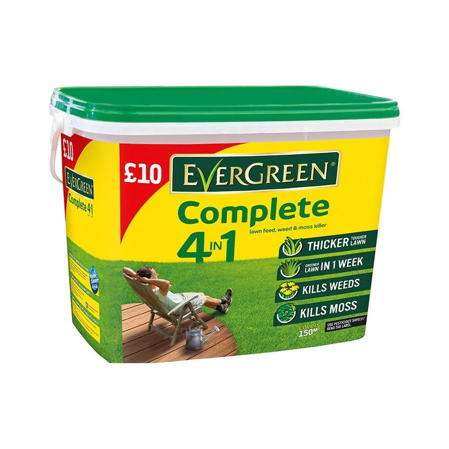 Evergreen Mosskil Soluble Lawn Food Moss Killer