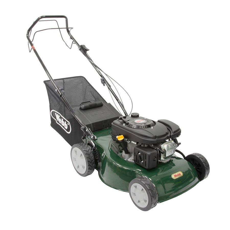 Image of Webb WER46SP 135cc Petrol Powerdrive Lawnmower
