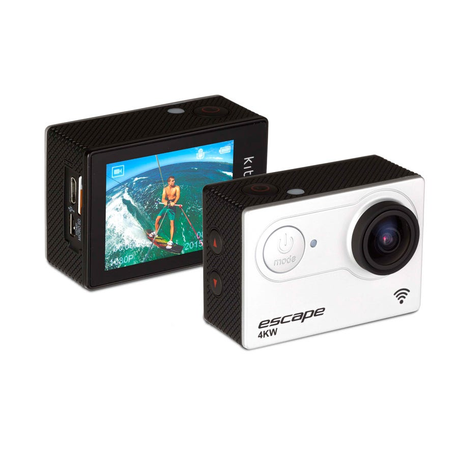 Compare prices for Kitvision Escape 4KW Ultra HD Wi-Fi Action Camera
