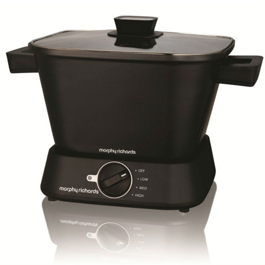 Morphy Richards Sear and Stew Compact Slow Cooker