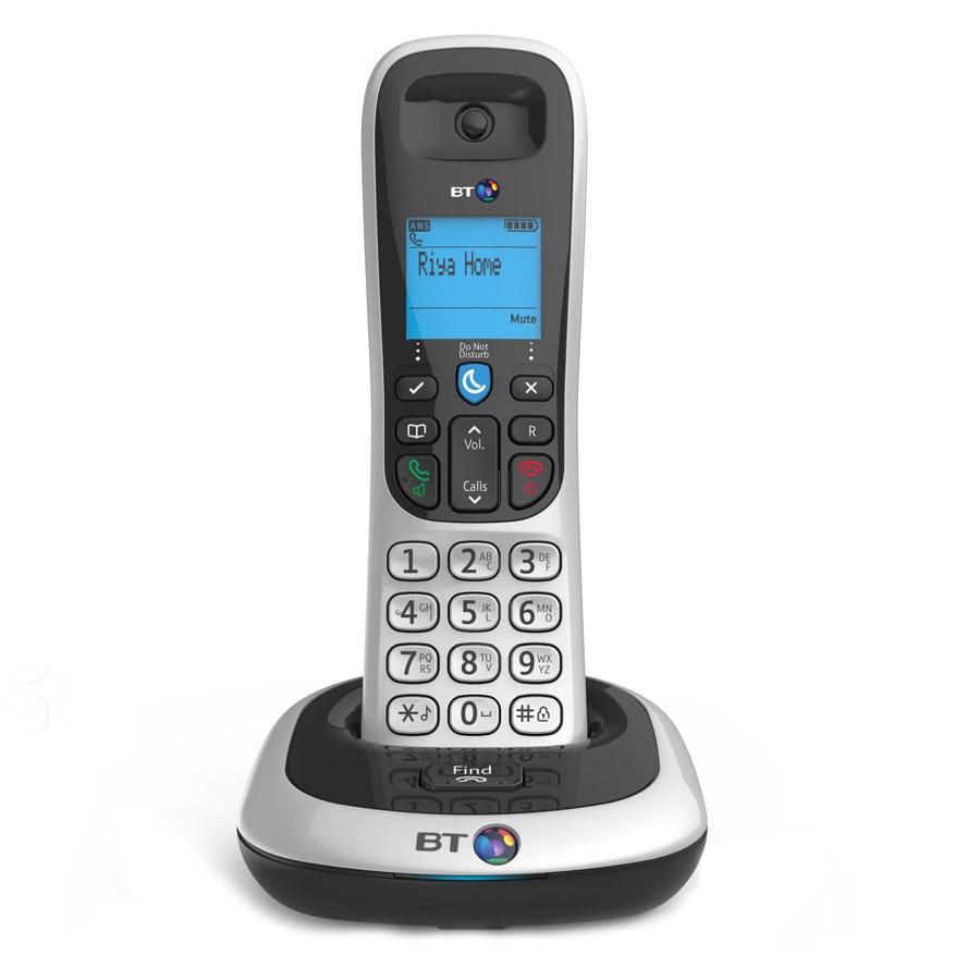 BT 2100 Cordless Telephone - Single